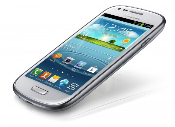 Galaxy S III Mini不在美国销售,苹果同意撤回专利索赔
